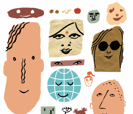 Texto: Diferentes, Guía Ilustrada sobre la diversidad y la discapacidad