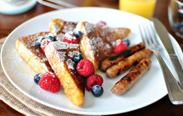 Receta fácil y sencilla de tostadas francesas¡me encantan!