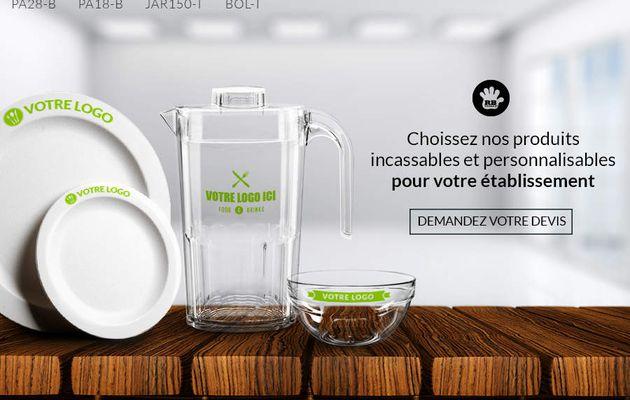 Personnalisez votre vaisselle avec RBDRINKS®