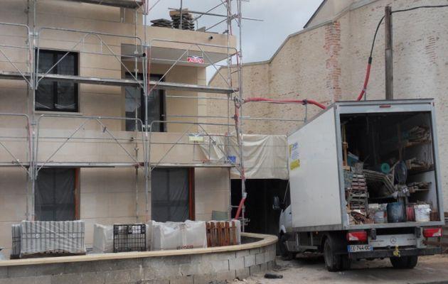 Olivet et ses immeubles