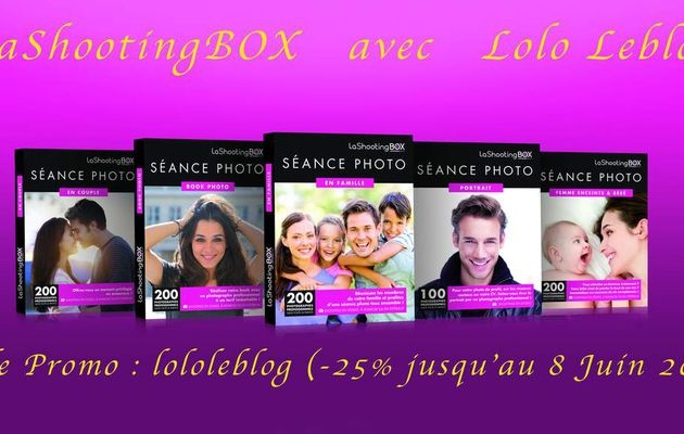 LaShootingBox - Code Promo -