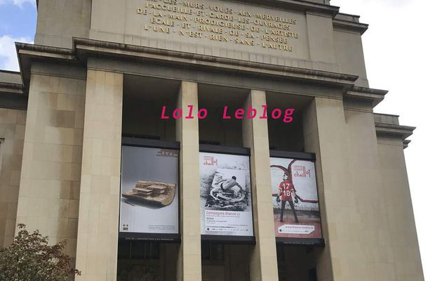 Renaissance du Théâtre National de Chaillot pour les journées du patrimoine