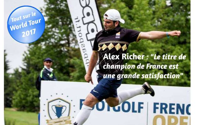 Votre magazine 100% FootGolf !
