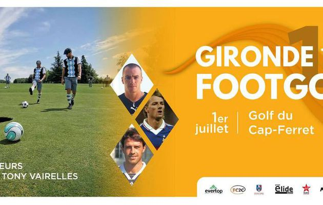 Gironde FootGolf Tour, la seconde étape ce weekend !