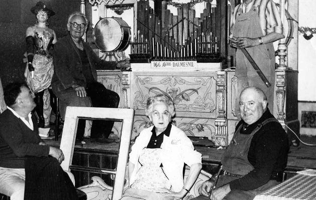 L'orgue limonaire de la salle des fêtes de Nogent-sur-Loir