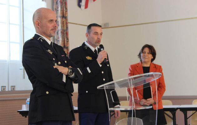 Info : La Communauté de brigades de Luceau
