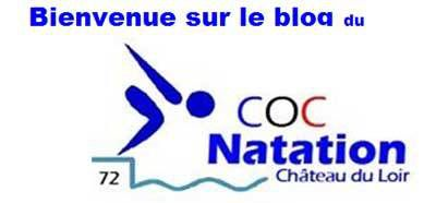 Le COC Natation, c'est reparti...