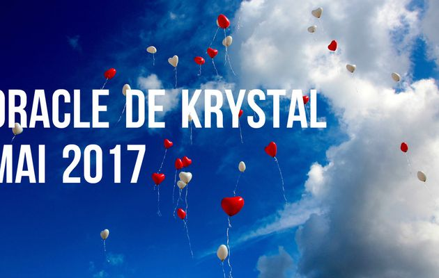 Guidance Oracle de Krystal Mai 2017
