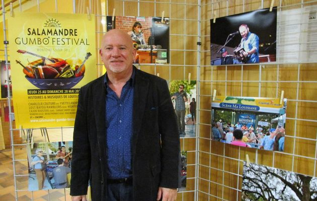 Montoire : Le Salamandre Gumbo Festival se prépare