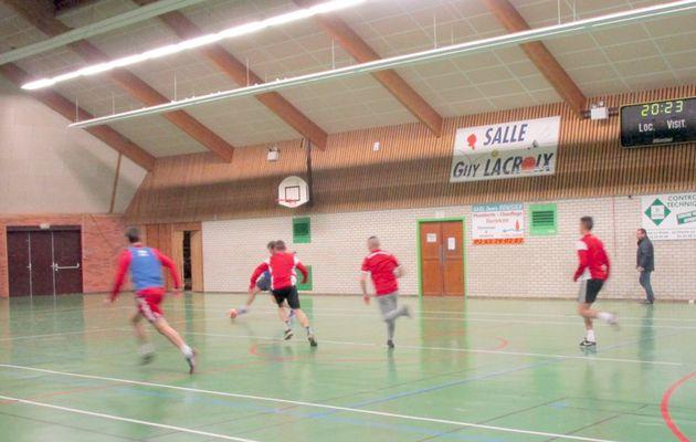 La Chartre : Tournoi de futsal organisé par le FC Val du Loir