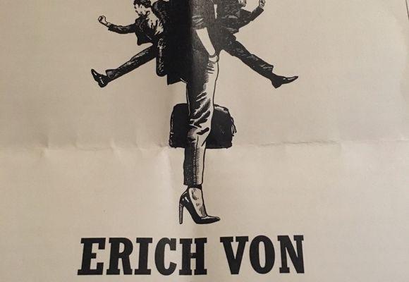 Erich von Stroheim : la mécanique des sentiments