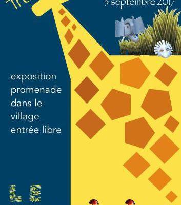Trôo : Etéphémère-le Bestiaire, une exposition originale