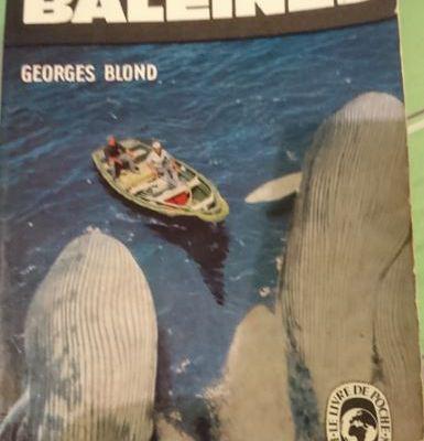 La grande aventure des baleines de Georges Blond