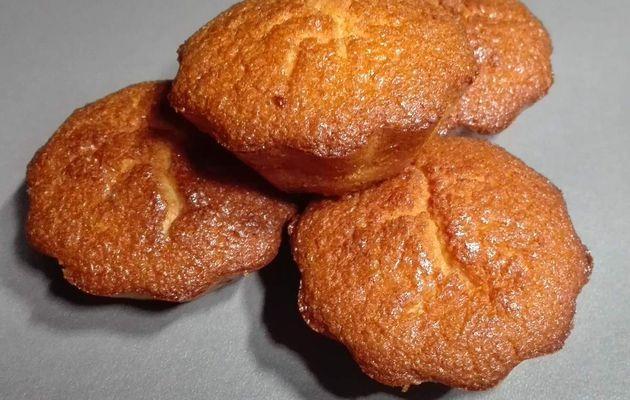 Briochettes coco choco