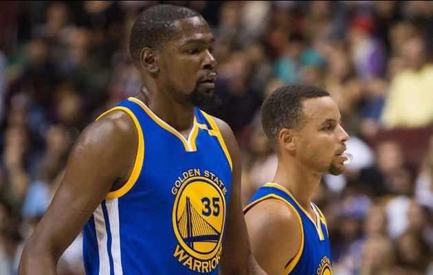 Vidéo : Les 59 points du duo Stephen Curry - Kevin Durant contre les Lakers