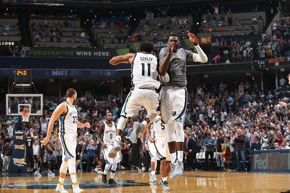 Memphis s'en sort bien contre les Timberwolves