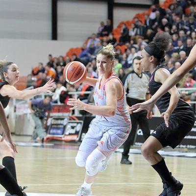 EuroLeague Women  : Bourges renverse Polkowice après avoir compté 14 points de retard dans le troisième quart-temps