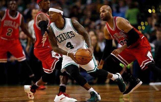Boston fait tomber les Bulls