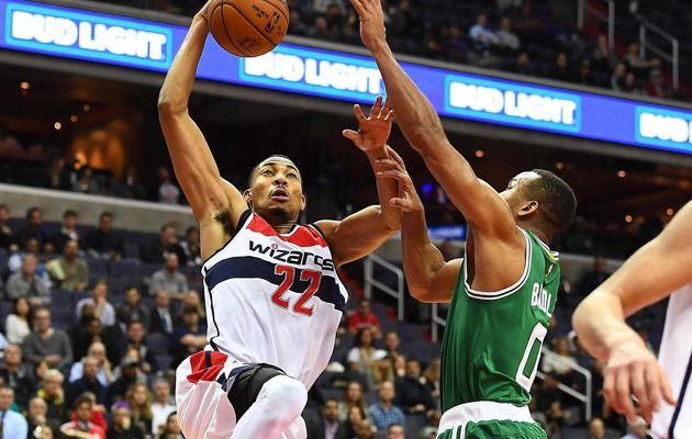 Otto Porter Jr (34 points et 14 rebonds) porte Washington face aux Celtics