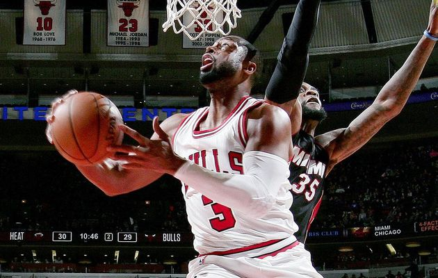 Chicago domine le Heat