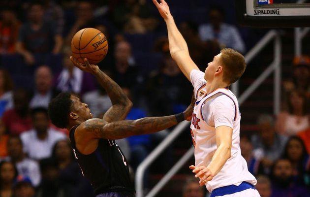 Les Knicks ont fini par craquer à Phoenix