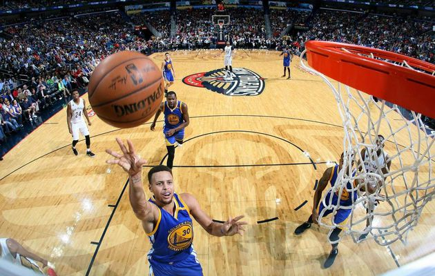 Les Warriors viennent à bout des New Orleans Pelicans
