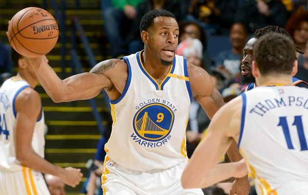 Golden State en balade face aux Knicks