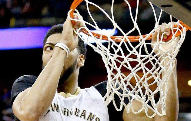 Anthony Davis et les Pelicans font craquer Indiana dans le money-time