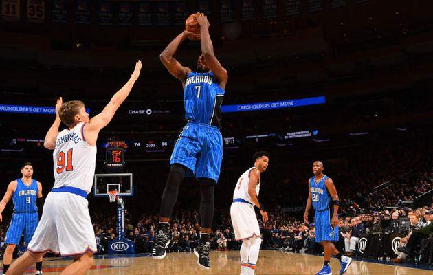 Serge Ibaka et Orlando se relèvent face aux Knicks