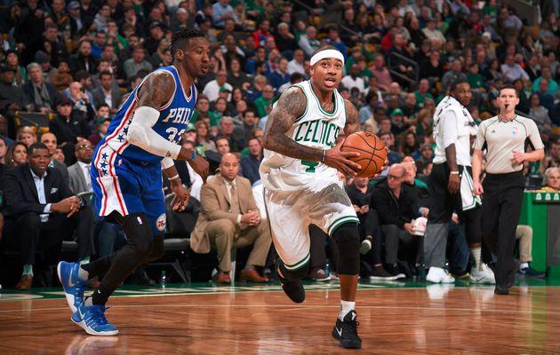 Boston assure l'essentiel face aux Sixers
