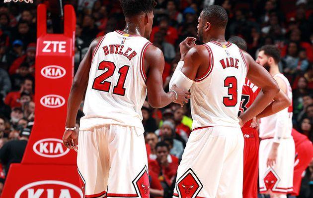 Jimmy Butler et Chicago renversent les Raptors