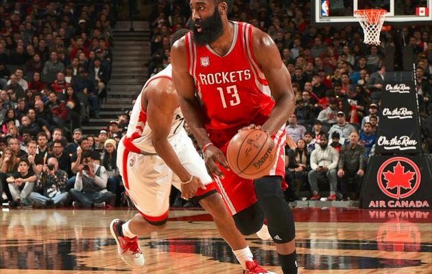 James Haden porte les Rockets avec un énorme triple-double