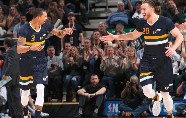 Utah Jazz inflige une correction sévère aux Pistons