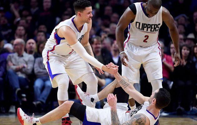 Les Clippers écrasent le Thunder