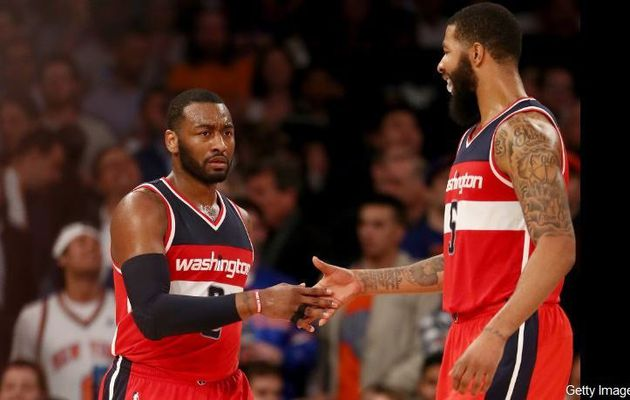 Étincelant, John Wall s'occupe des Knicks au Madison Square Garden