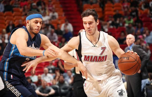 Goran Dragic porte Miami contre les Mavericks