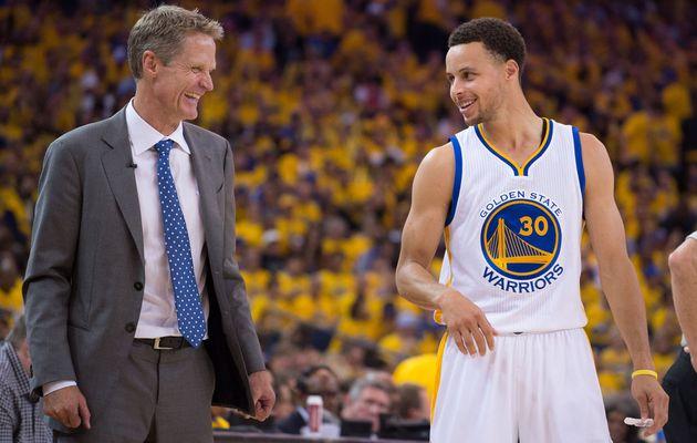 NBA All Star Game 2017 : Steve Kerr coachera la sélection de l'Ouest