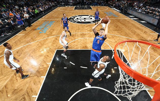 Les Knicks remportent le derby de New York