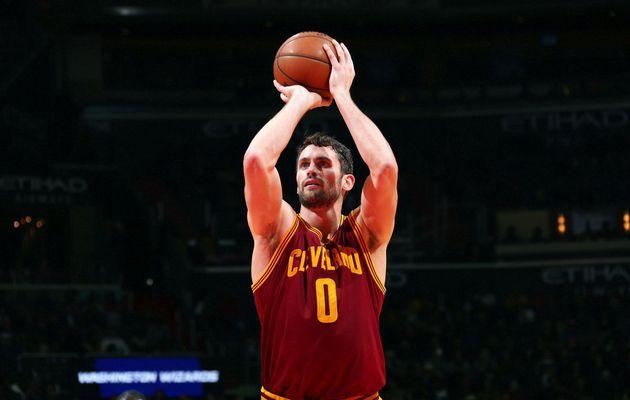 Kevin Love confiant de son avenir à Cleveland