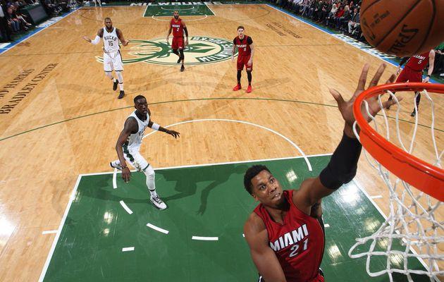 Le Heat signe une 12e victoire consécutive à Milwaukee