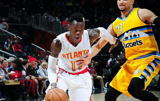 Atlanta en balade contre Denver, Washington a eu chaud contre Brooklyn, Memphis domine les Suns