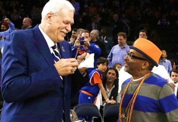 Spike Lee prêt à faire les valises de Phil Jackson