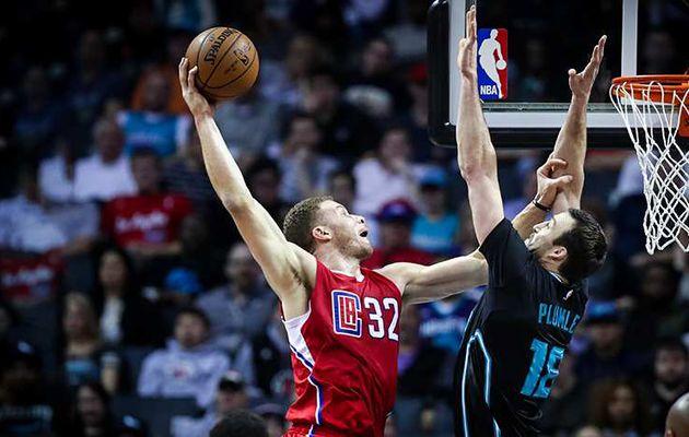 Les Clippers assurent l'essentiel face aux Hornets