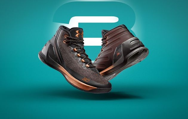 Kicks : Under Armour dévoile les Curry 3 pour le All-Star Game