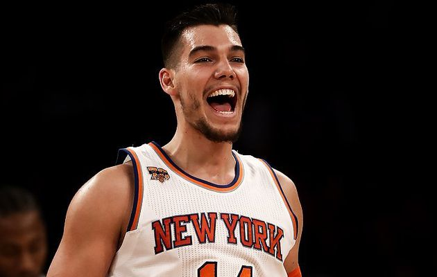 All-Star Week-end : l'espagnol Willy Hernangomez remplace le congolais Emmanuel Mudiay au Rising Stars Challenge