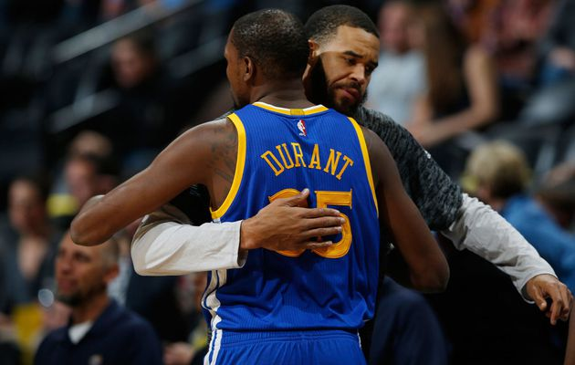 Kevin Durant défend JaVale McGee et tacle Shaquille O'Neal