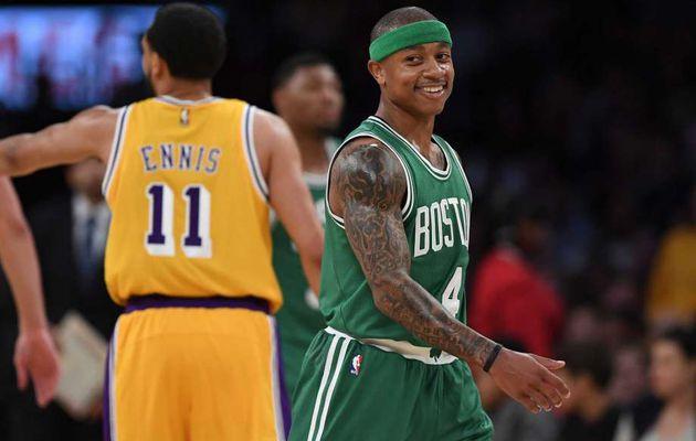 Luke Walton agacé par la balade des Celtics au Staples Center