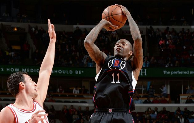 Jamal Crawford porte les Clippers à Chicago