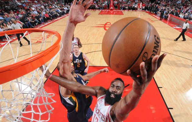 Le Jazz inflige une seconde défaite d'affilée aux Rockets de James Harden