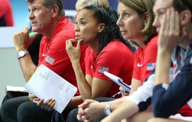 Dawn Staley a été nommée coach de Team USA